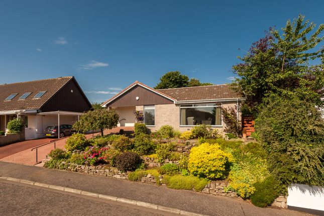 Thumbnail Detached bungalow for sale in 12 Linn Mill, South Queensferry