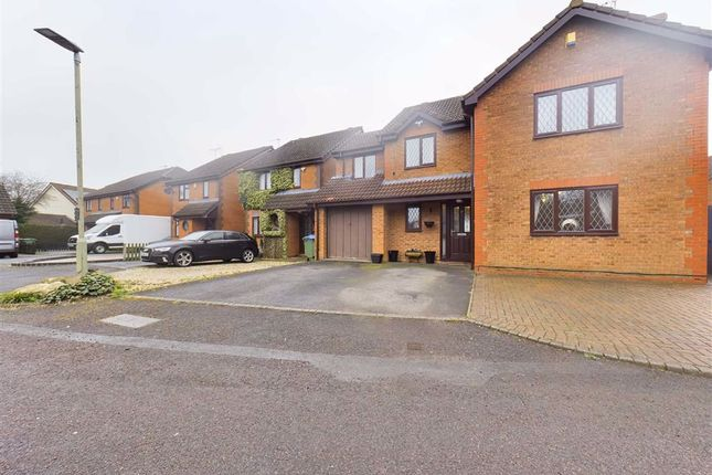 5 bed detached house for sale in Kennett Gardens, Abbeymead, Gloucester GL4