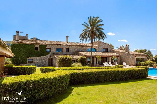 Thumbnail Country house for sale in Alcudia, Mallorca, Spain