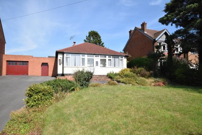 Thumbnail Bungalow for sale in Kedleston Road, Allestree, Derby