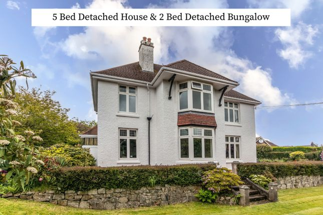 Thumbnail Detached house for sale in Kings Avenue, St. Austell