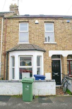 Thumbnail Terraced house to rent in East Avenue, Oxford