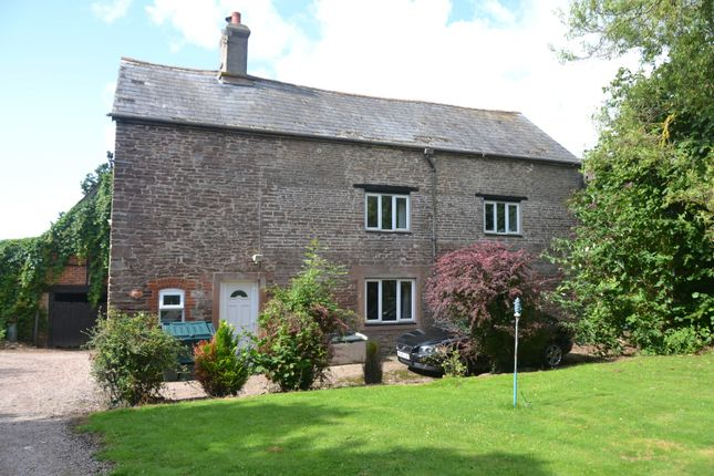 Thumbnail Detached house for sale in Whitchurch, Ross-On-Wye