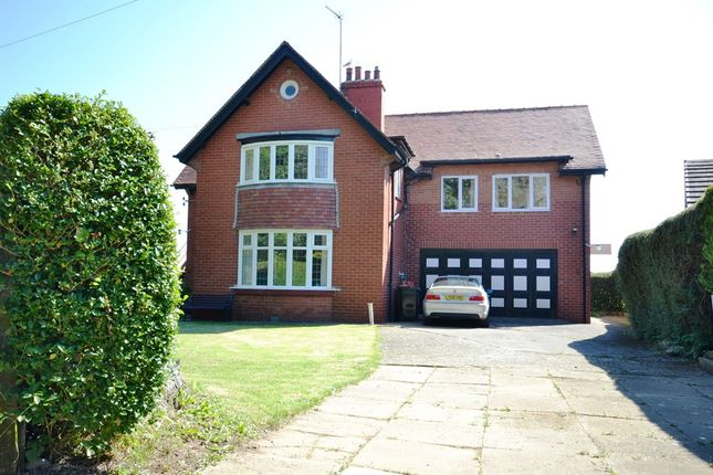 Thumbnail Detached house for sale in Southcliffe Drive, Primrose Valley, Filey