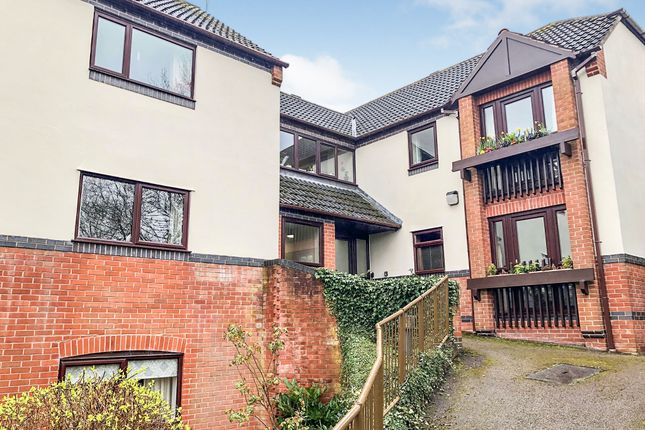 Thumbnail Flat for sale in Byron Close, Fleckney, Leicester