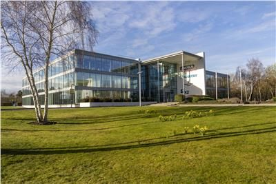 Thumbnail Office to let in The Heights, Brooklands, Weybridge, Surrey