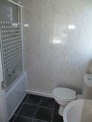 Shower of Third Avenue, South Shore Holiday Village, Bridlington YO15
