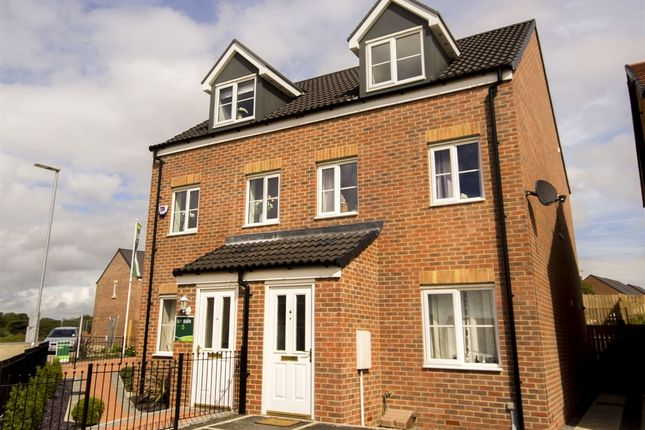 "3 bedroom end terrace house for sale in ""The Souter"" at Quarry Hill Road, Ilkeston"