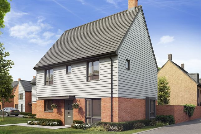 "Thumbnail Detached house for sale in ""Chilston"" at Repton Avenue, Ashford"