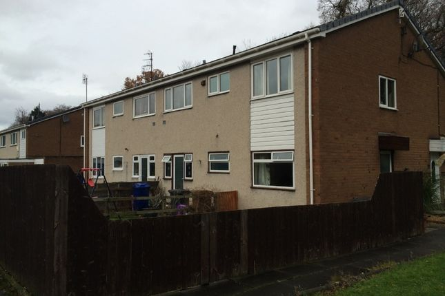 Thumbnail Flat to rent in Newbattle Abbey Crescent, Dalkeith, Midlothian