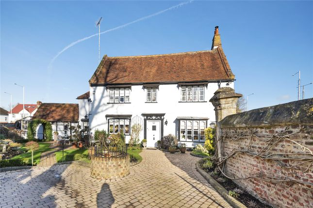Thumbnail Cottage for sale in The Avenue, Ickenham, Uxbridge, Middlesex