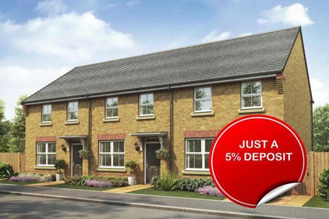 "Thumbnail End terrace house for sale in ""Archford"" at Green Lane, Barnard Castle, Barnard Castle"