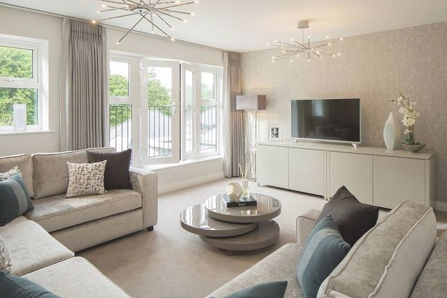 """Thumbnail Town house for sale in """"The Cramond"""" at Milngavie Road, Bearsden, Glasgow"""