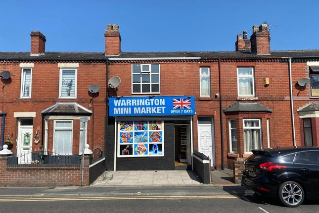Thumbnail Retail premises for sale in Orford Lane, Warrington