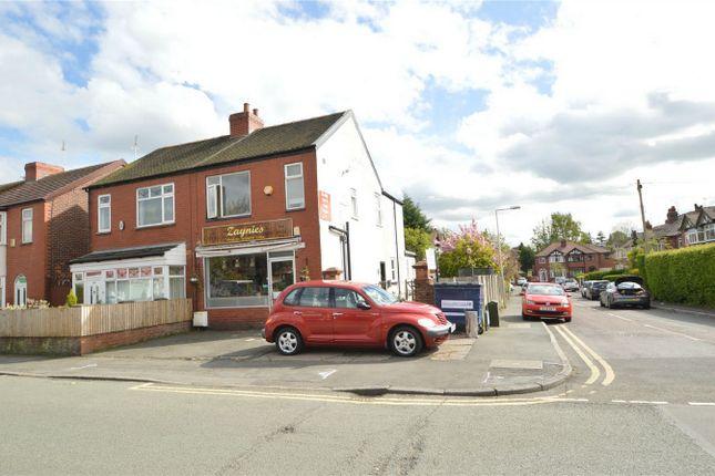 Thumbnail Flat to rent in Hempshaw Lane, Offerton, Stockport, Cheshire