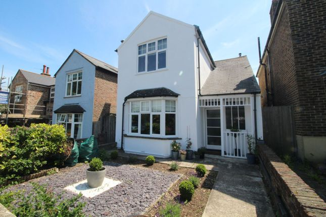 Thumbnail Detached house for sale in Upwick Road, Eastbourne