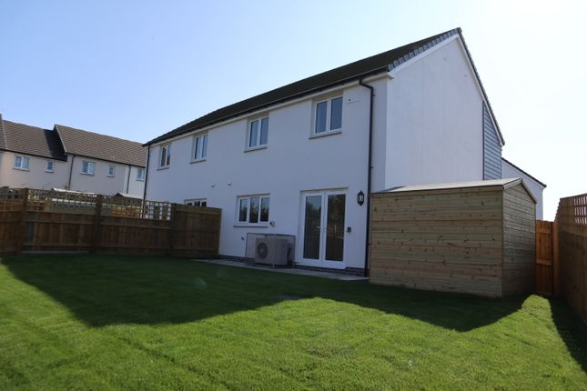 3 bedroom semi-detached house for sale in St Stephen, St Austell