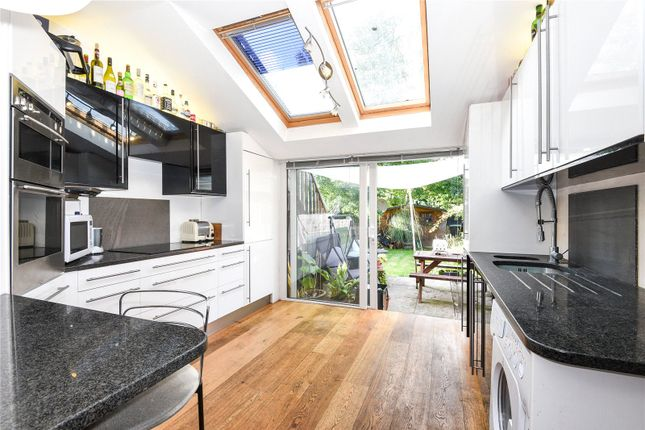 Thumbnail Flat for sale in Oakfield Road, Southgate, London