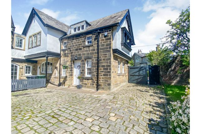Thumbnail Semi-detached house for sale in High Spring Gardens Lane, Keighley
