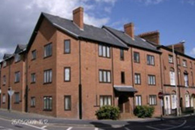 Thumbnail Flat to rent in Castle Street, Oswestry