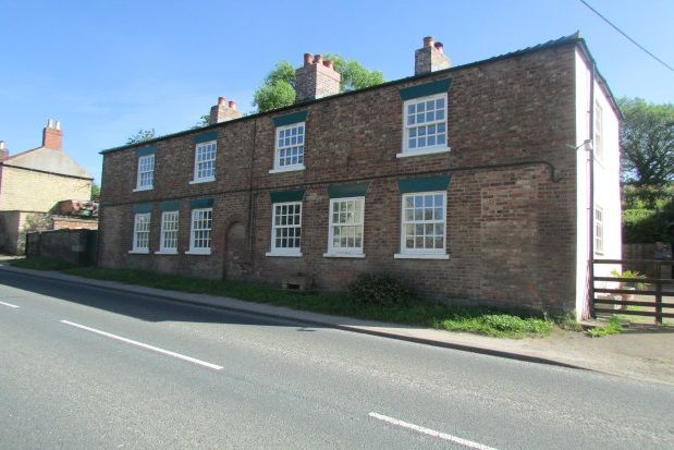 Thumbnail Detached house to rent in Appleton-Le-Street, Malton