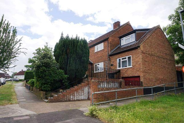 Thumbnail Semi-detached house for sale in Durbin Road, Chessington