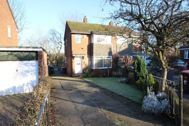 Thumbnail Semi-detached house to rent in Clifton View, Clifton, Swinton, Manchester