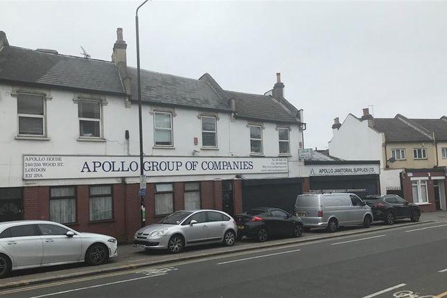 Thumbnail Commercial property for sale in 234 & 240-250 Wood Street, London
