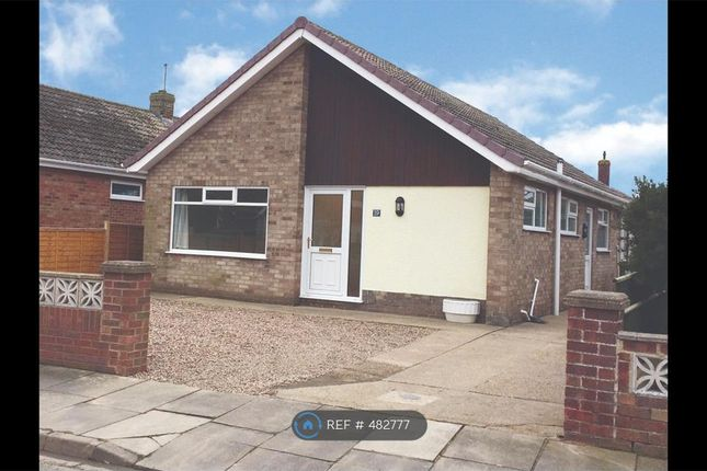 Thumbnail Bungalow to rent in Berkeley Road, Cleethorpes