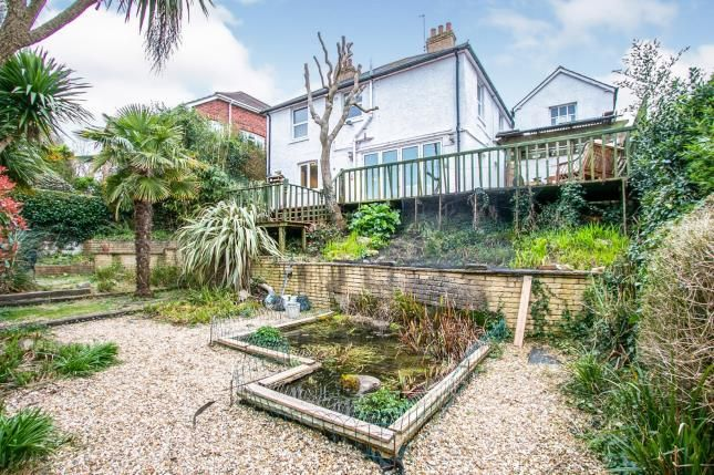 Thumbnail Detached house for sale in Beaconsfield Road, Parkstone, Poole