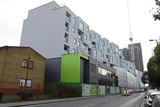 Thumbnail Flat to rent in Bermondsey Works, Rotherhithe New Road, London