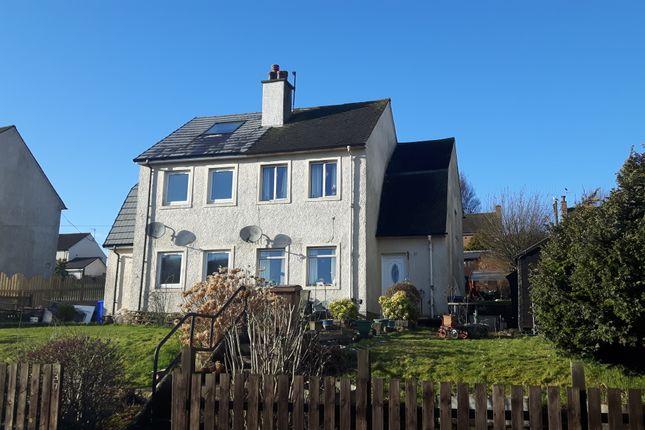 Thumbnail Semi-detached house for sale in Semple Avenue, Lochwinnoch