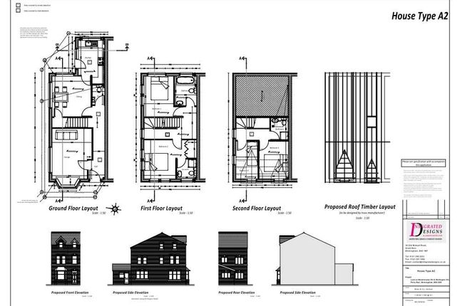 Thumbnail Semi-detached house for sale in Plot 9, 226 Westminster Road, Birmingham
