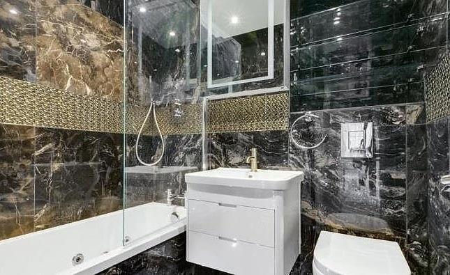 Bathroom of Porchester Square, London W2
