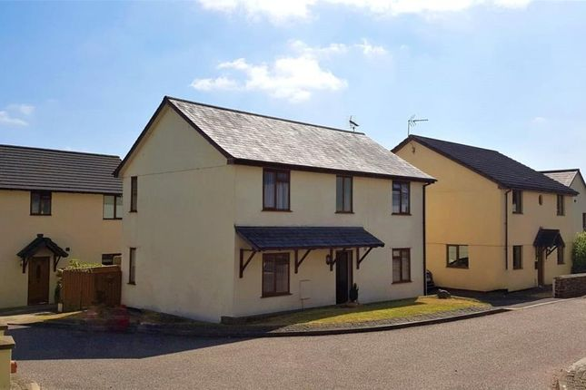 Thumbnail Detached house for sale in Bishops Meadow, Morchard Bishop, Crediton, Devon