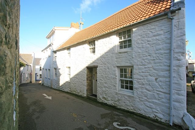 3 bed cottage for sale in The Barn, Le Bourgage, Alderney