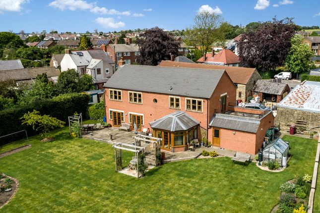 Thumbnail Detached house for sale in Morton Road, Pilsley, Chesterfield
