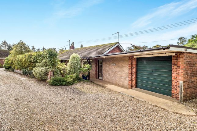 Thumbnail Detached bungalow for sale in Grove Lane, Holt