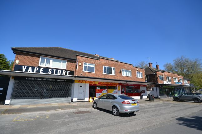 Thumbnail Flat to rent in Derby Road, Beeston, Nottingham