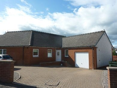 Thumbnail Detached bungalow for sale in Corstorphine Road, Thornhill