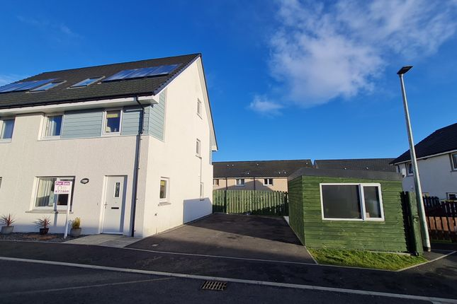 5 bed semi-detached house for sale in Gold Drive, Kirkwall, Orkney KW15