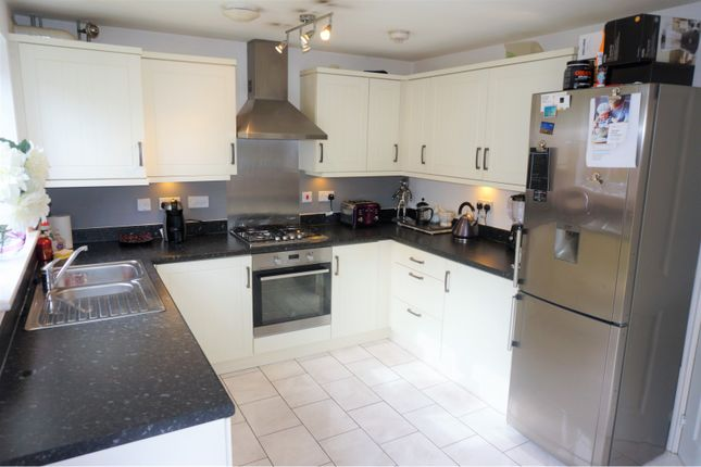 Thumbnail Terraced house for sale in Waun Draw, Caerphilly