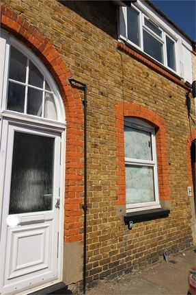 Thumbnail Terraced house to rent in Swanfield Road, Waltham Cross, Hertfordshire