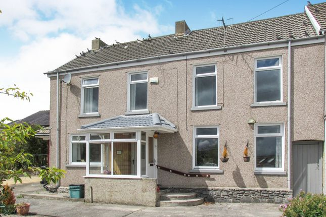 Thumbnail End terrace house for sale in Maesteg Cottages, Cefn Coed, Merthyr Tydfil