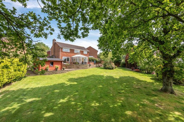 Thumbnail 5 bed detached house for sale in Coverdale Avenue, Bexhill-On-Sea