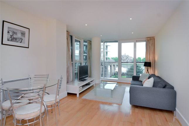 Flat for sale in Galleon House, St George Wharf, Vauxhall