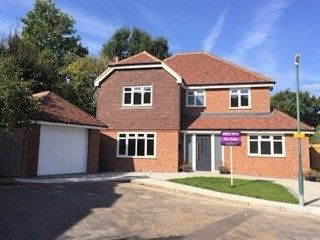Thumbnail Detached house for sale in Sandy Mount, Bearsted, Maidstone