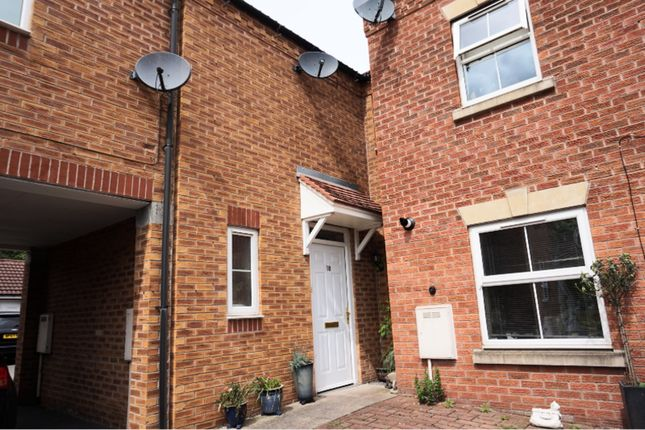 Front View of Canal Mews, Chesterfield S41
