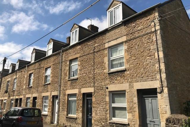 Thumbnail Terraced house to rent in The Crofts, Witney