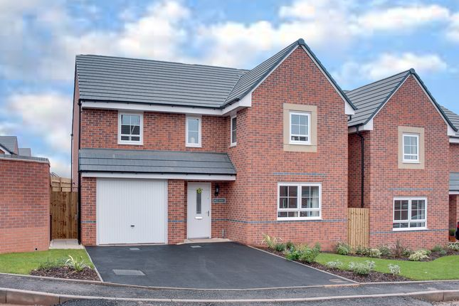 Thumbnail Detached house for sale in Plot 180, The Hale, Norton Farm, Birmingham Road, Bromsgrove